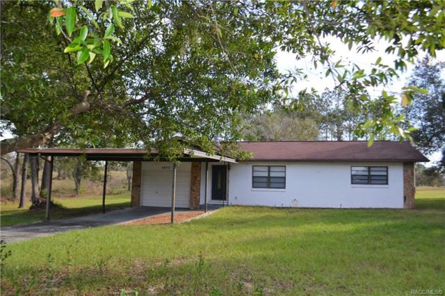 4875 SW Viola Court, Dunnellon, FL 34431 (MLS #778402) :: Plantation Realty Inc.