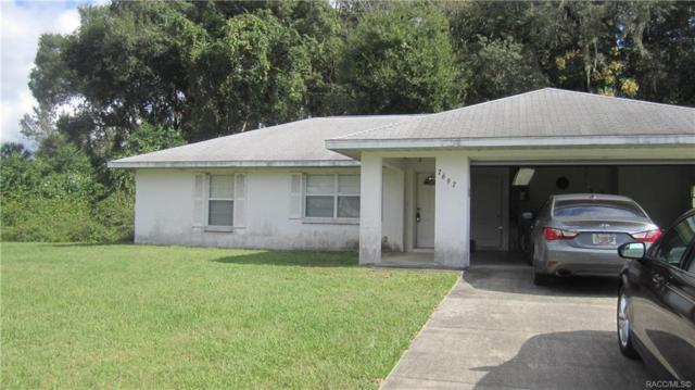 7697 S Baker Avenue, Floral City, FL 34436 (MLS #778465) :: Plantation Realty Inc.