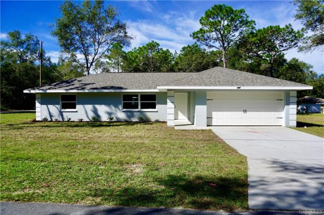 3262 Lloyd Street, Inverness, FL 34453 (MLS #778498) :: Plantation Realty Inc.