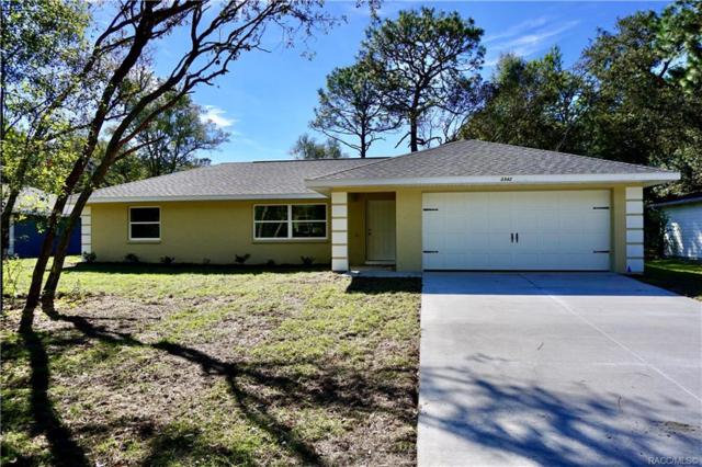 1706 Dickinson Street, Inverness, FL 34450 (MLS #778499) :: Plantation Realty Inc.