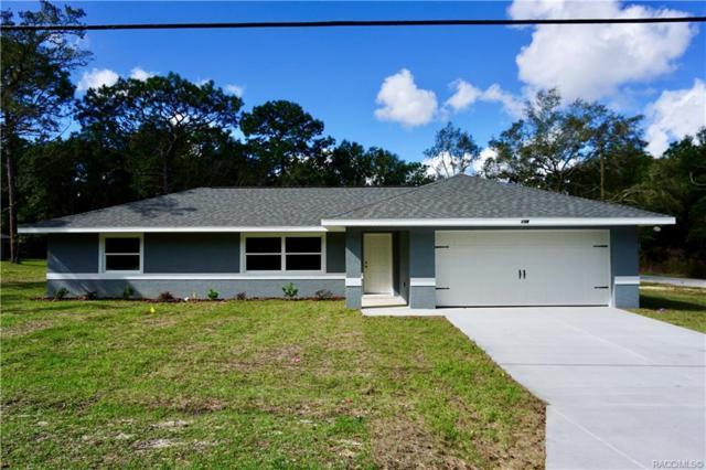 914 Sherwood Avenue, Inverness, FL 34450 (MLS #778500) :: Plantation Realty Inc.