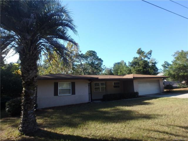 5740 S Barco Terrace, Inverness, FL 34452 (MLS #778513) :: Plantation Realty Inc.