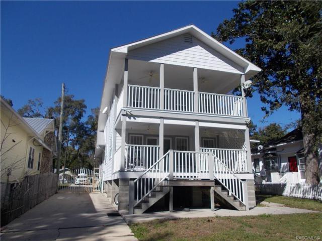 6003 Riverside Drive, Yankeetown, FL 34498 (MLS #778519) :: Plantation Realty Inc.