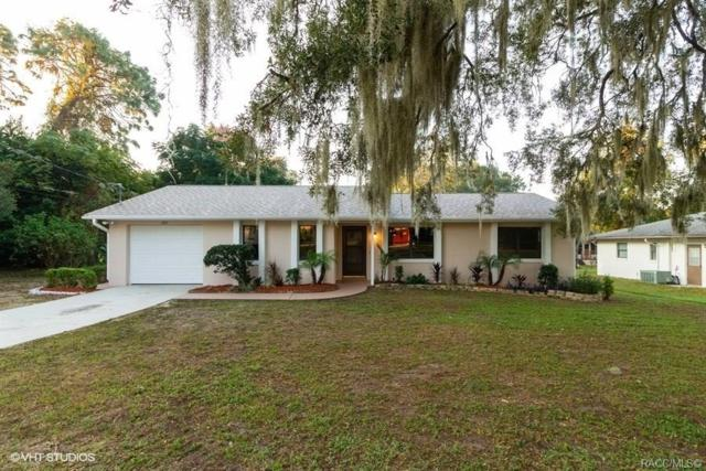 207 Clark Street, Inverness, FL 34452 (MLS #778534) :: Plantation Realty Inc.