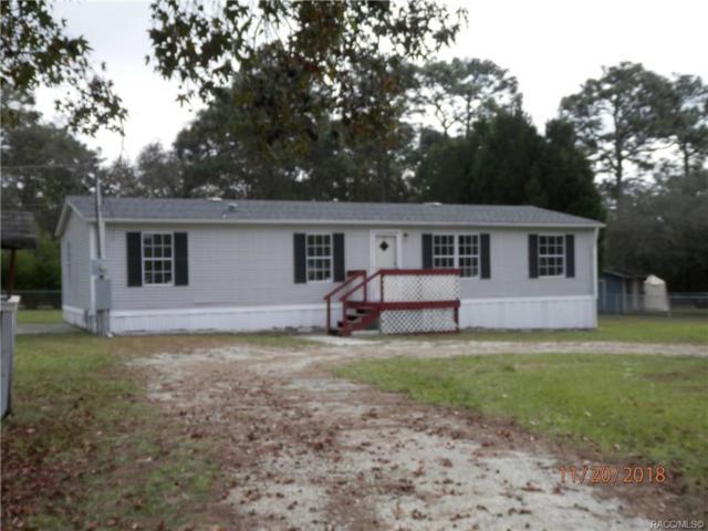 4931 S Phial Point, Homosassa, FL 34448 (MLS #778596) :: Plantation Realty Inc.