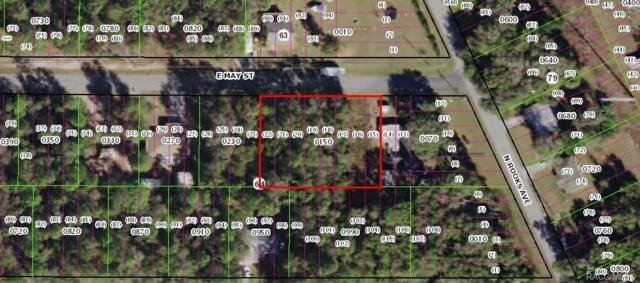 3322 E May Street, Inverness, FL 34453 (MLS #778601) :: Plantation Realty Inc.