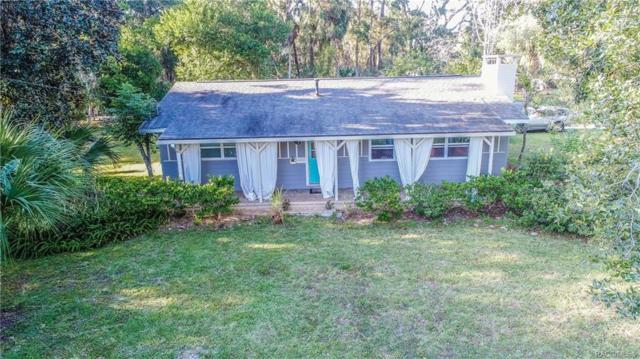 6602 Riverside Drive, Yankeetown, FL 34498 (MLS #778620) :: Pristine Properties