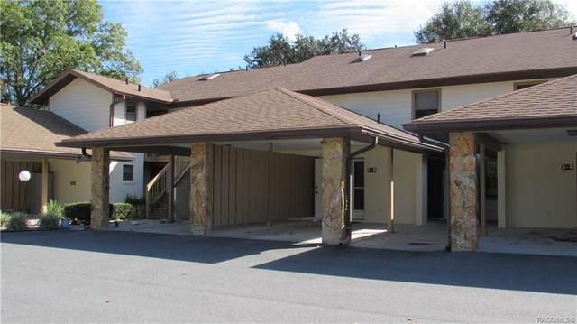 340 Unit 3B Bldg 19 E Glassboro Court #19, Hernando, FL 34442 (MLS #778628) :: Plantation Realty Inc.