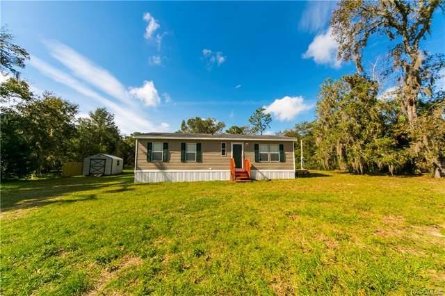 1626 S Iroquois Avenue, Homosassa, FL 34448 (MLS #778639) :: Plantation Realty Inc.