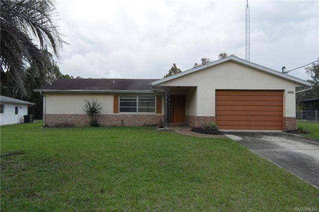 5556 W Pine Circle, Crystal River, FL 34429 (MLS #778738) :: Plantation Realty Inc.
