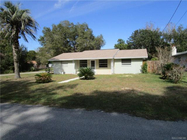 9705 W Pimpernel Lane, Crystal River, FL 34429 (MLS #778745) :: Plantation Realty Inc.