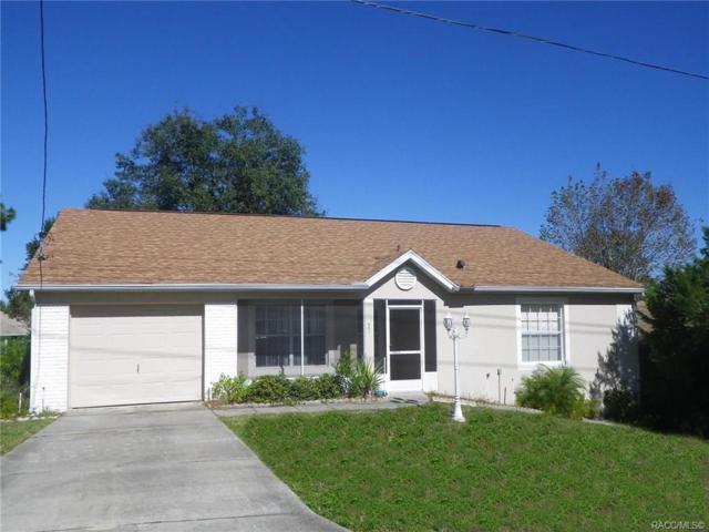 963 W Starjasmine Place, Beverly Hills, FL 34465 (MLS #778747) :: Pristine Properties