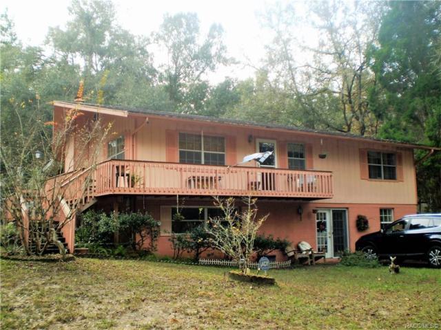 2718 W Spring Leaf Lane, Lecanto, FL 34461 (MLS #778766) :: Plantation Realty Inc.