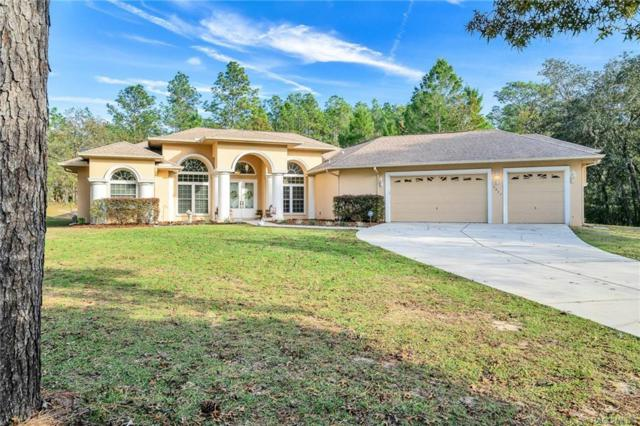 4827 N Amarillo Drive, Beverly Hills, FL 34465 (MLS #778781) :: Plantation Realty Inc.