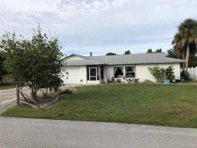 11831 W Sunnybrook Court, Crystal River, FL 34429 (MLS #778782) :: Plantation Realty Inc.
