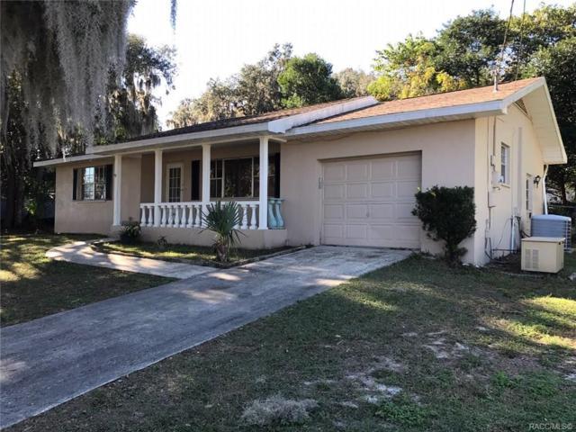 136 S Sunset Terrace, Inverness, FL 34450 (MLS #778790) :: Plantation Realty Inc.