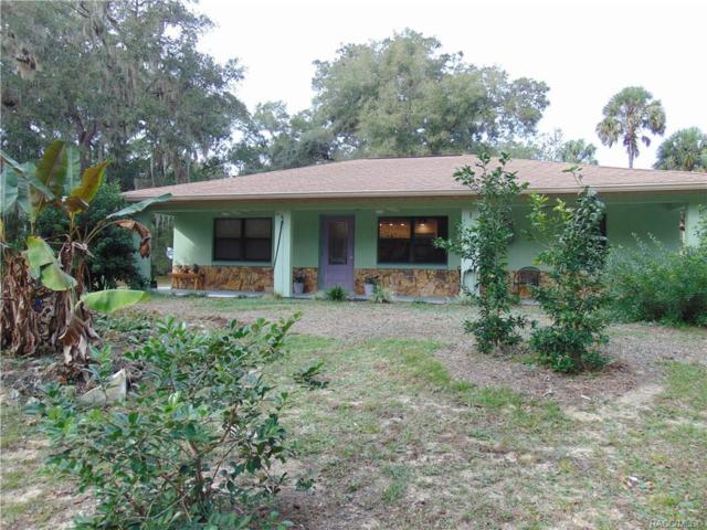 9741 W Cedar Street, Crystal River, FL 34428 (MLS #778797) :: Plantation Realty Inc.