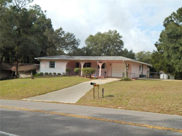 3400 and 3384 S Apopka Avenue, Inverness, FL 34452 (MLS #778800) :: Plantation Realty Inc.