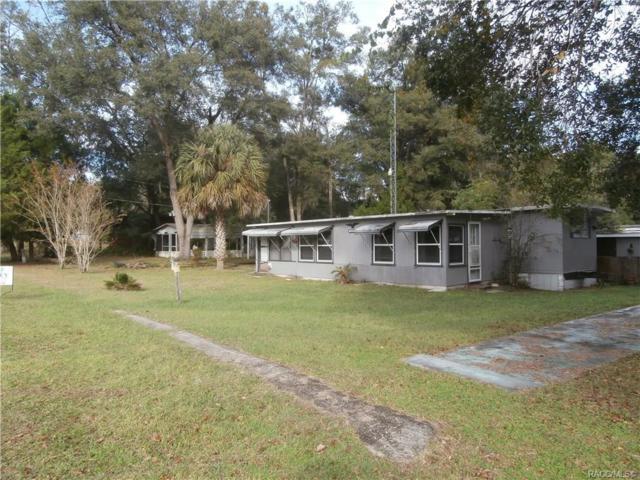 4629 N Winchester Terrace #38, Hernando, FL 34442 (MLS #778808) :: Plantation Realty Inc.