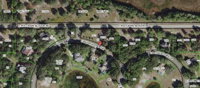 9625 E Baymeadows Drive, Inverness, FL 34450 (MLS #778825) :: Plantation Realty Inc.
