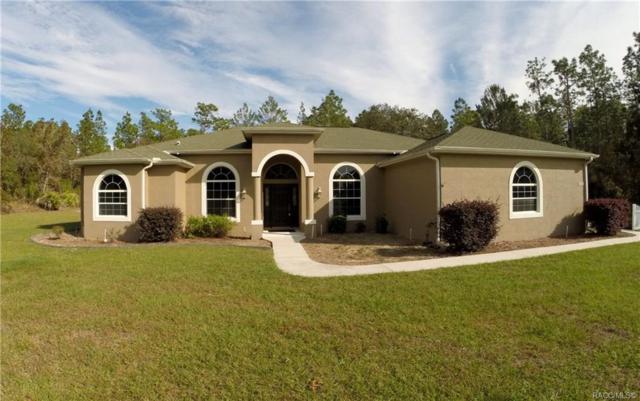 4923 N Amarillo Drive, Beverly Hills, FL 34465 (MLS #778838) :: Plantation Realty Inc.