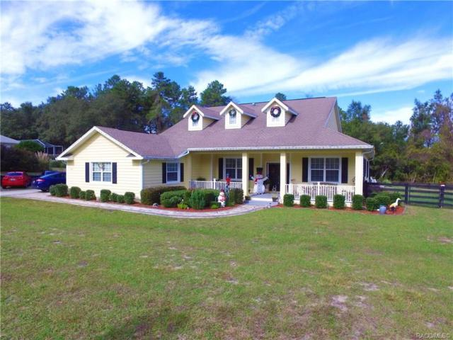 1813 E Westgate Lane, Hernando, FL 34442 (MLS #778842) :: Plantation Realty Inc.