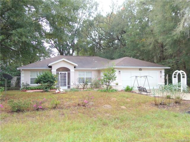 13472 SW 114th Lane, Dunnellon, FL 34432 (MLS #778861) :: Plantation Realty Inc.