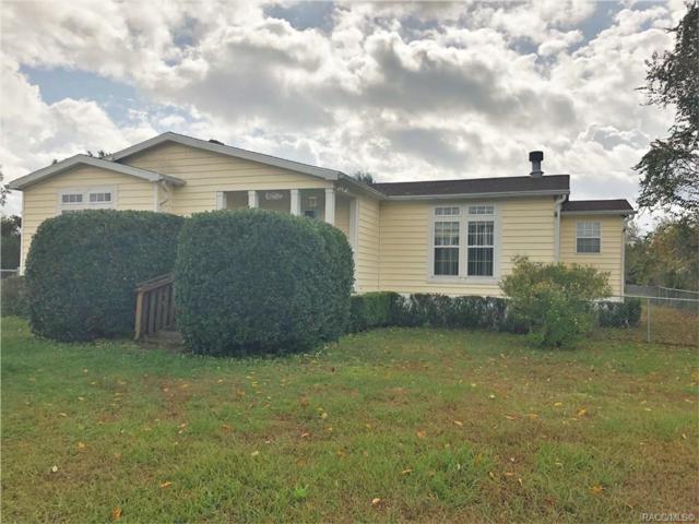 4252 E Wyoming Lane, Hernando, FL 34442 (MLS #778869) :: Plantation Realty Inc.
