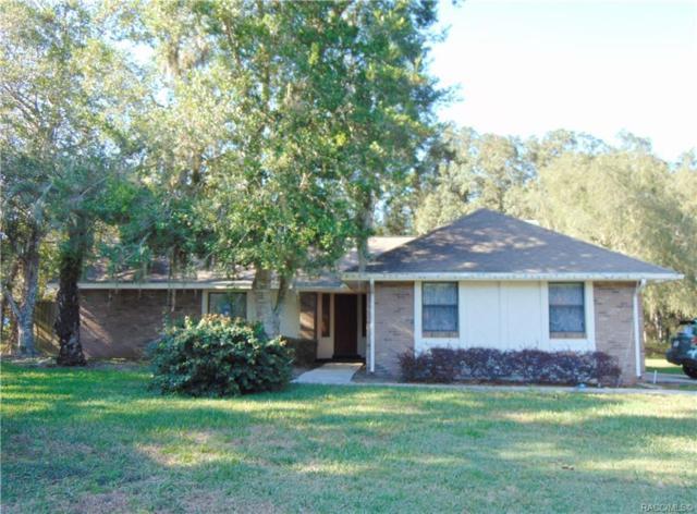 4578 N Rushmore Loop, Beverly Hills, FL 34465 (MLS #778888) :: Plantation Realty Inc.