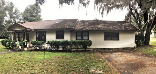 310 N Citrus Avenue, Inverness, FL 34450 (MLS #778890) :: Plantation Realty Inc.