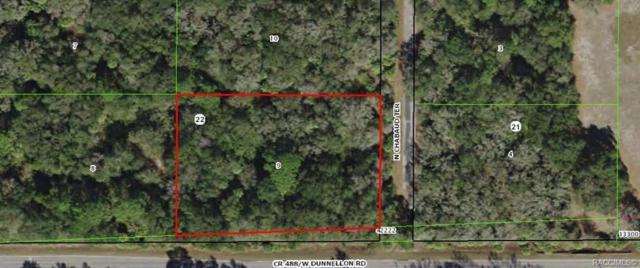 7528 N Chabaud Terrace, Crystal River, FL 34429 (MLS #778925) :: Plantation Realty Inc.