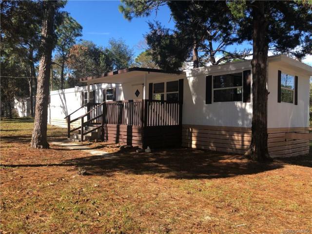 8181 W Vick Court, Crystal River, FL 34428 (MLS #778931) :: Plantation Realty Inc.