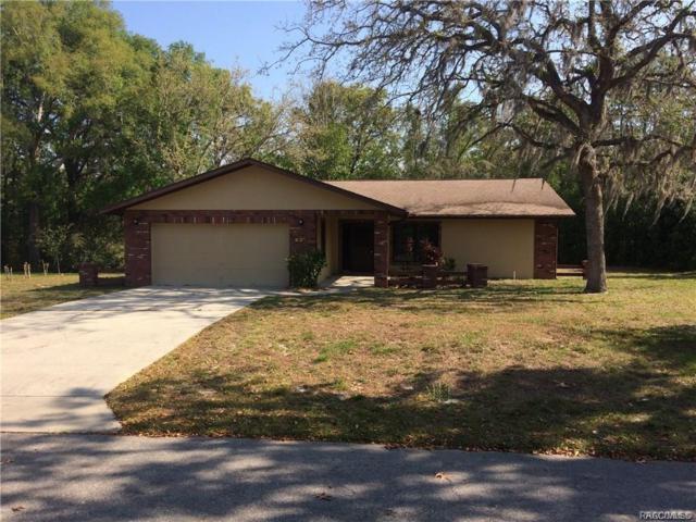 44 Hollyhock Court, Homosassa, FL 34446 (MLS #778946) :: Plantation Realty Inc.