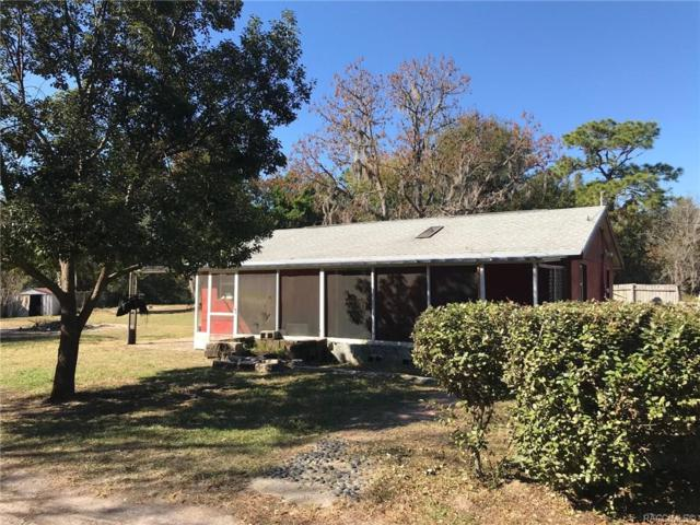 1100 NE 1st Street, Crystal River, FL 34429 (MLS #778975) :: Plantation Realty Inc.