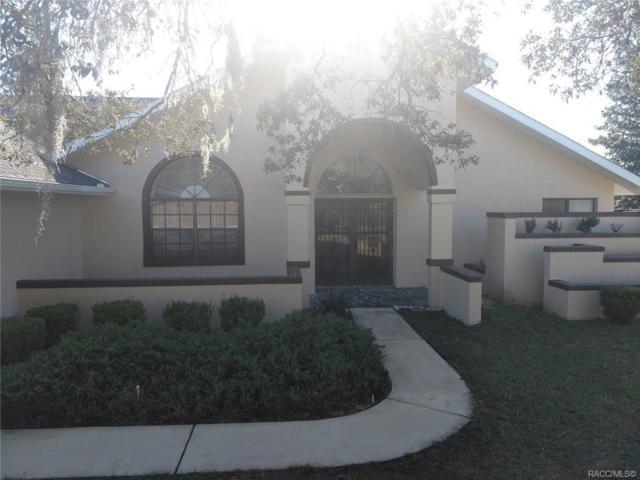 1660 E Hartford Street, Inverness, FL 34453 (MLS #778982) :: Plantation Realty Inc.