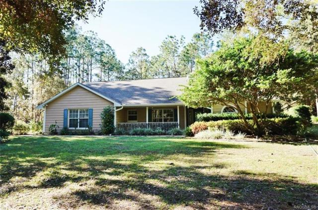 352 N Manor Way, Lecanto, FL 34461 (MLS #779000) :: Plantation Realty Inc.
