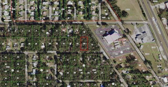 n/a NW 21St. Street, Crystal River, FL 34429 (MLS #779005) :: Plantation Realty Inc.