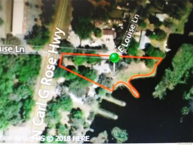 2949 and 2947 N Carl G Rose Highway, Hernando, FL 34442 (MLS #779017) :: Plantation Realty Inc.