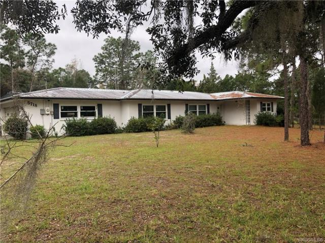5718 W Pine Circle, Crystal River, FL 34429 (MLS #779030) :: Plantation Realty Inc.
