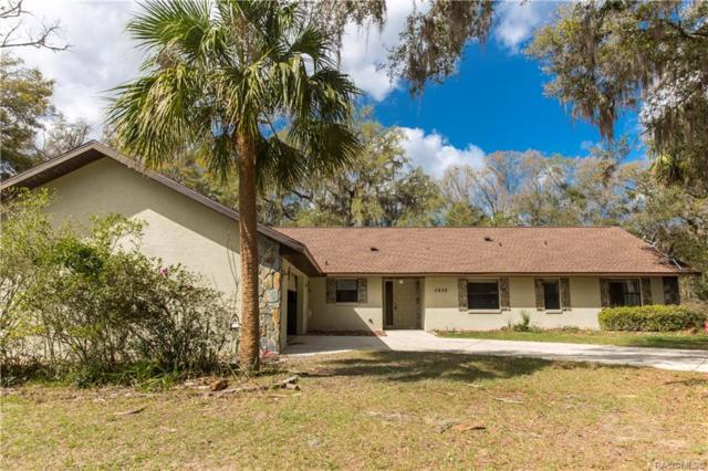 5856 N Brookgreen Drive, Crystal River, FL 34428 (MLS #779035) :: Plantation Realty Inc.