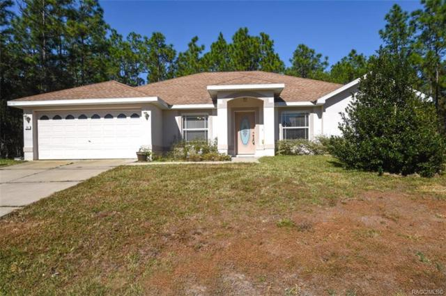 24 Whitewood Street, Homosassa, FL 34446 (MLS #779038) :: Plantation Realty Inc.