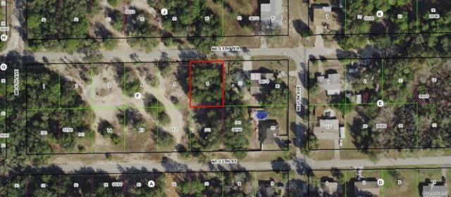 0000 NE 13th Terrace, Crystal River, FL 34428 (MLS #779056) :: Plantation Realty Inc.