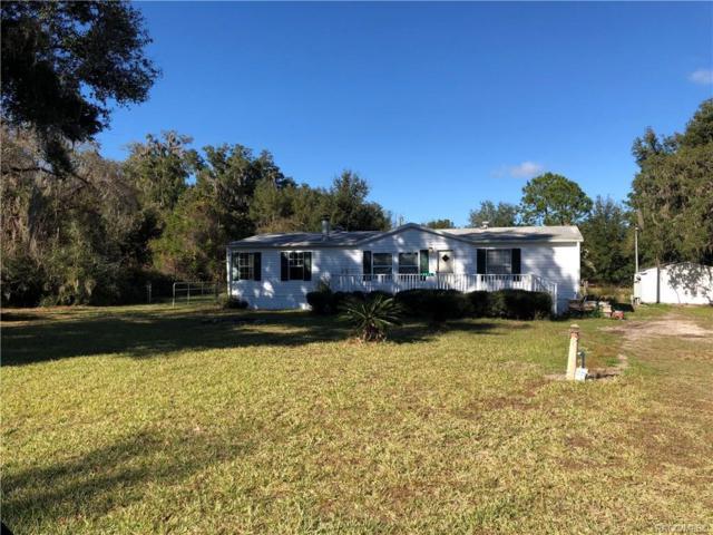 9515 W Midland Lane #37, Crystal River, FL 34428 (MLS #779064) :: Plantation Realty Inc.