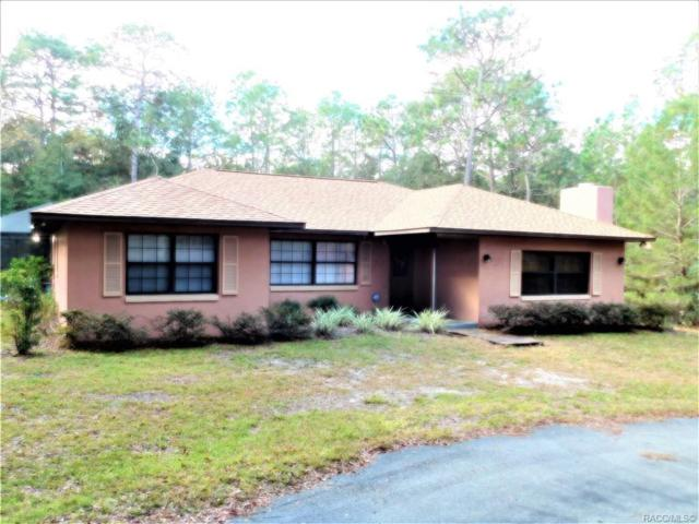 9465 S Brittany Path, Inverness, FL 34452 (MLS #779066) :: Plantation Realty Inc.