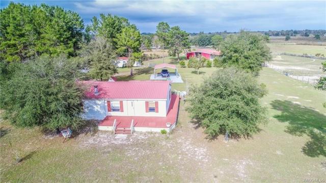 11651 SE 21st Place, Morriston, FL 32668 (MLS #779129) :: Plantation Realty Inc.