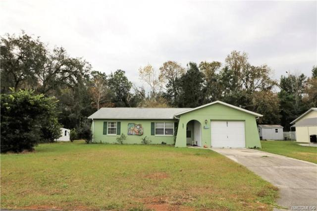 7190 W Porpoise Drive, Homosassa, FL 34446 (MLS #779142) :: Plantation Realty Inc.