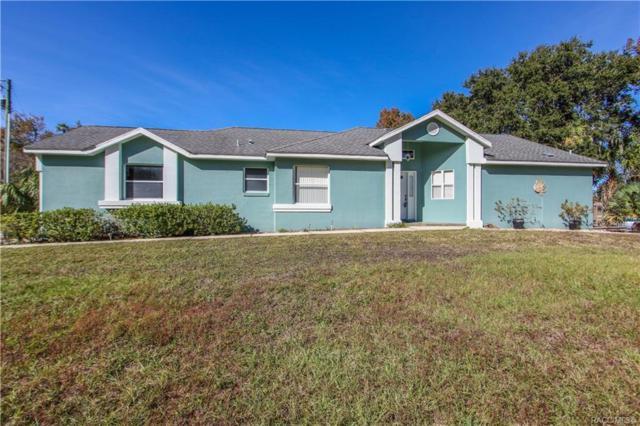 10461 W Sea Drive, Crystal River, FL 34429 (MLS #779166) :: Pristine Properties