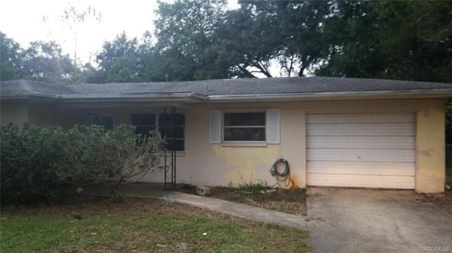 3414 S Diamond Avenue, Inverness, FL 34452 (MLS #779171) :: Pristine Properties