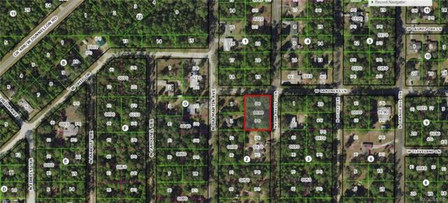 8410 N Pine Needle Terrace, Crystal River, FL 34428 (MLS #779195) :: Plantation Realty Inc.