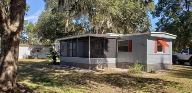 2521 N Bucknell Terrace, Hernando, FL 34442 (MLS #779346) :: Plantation Realty Inc.